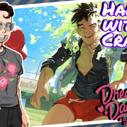 Poker Night with the Boys! Dream Daddy #4