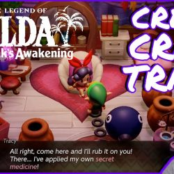 Crazy Tracy! Legend of Zelda: Link's Awakening